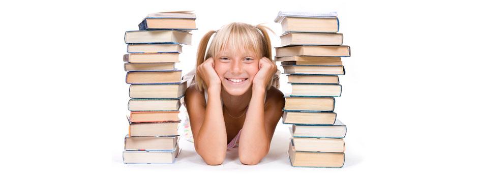 Девочка, которая любит изучать языки
